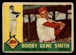1960 Topps #194  Bobby Gene Smith  Front Thumbnail