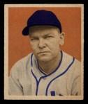 1949 Bowman #106  Jake Early  Front Thumbnail