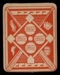 1951 Topps Red Back #51  Eddie Robinson  Back Thumbnail