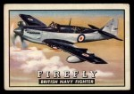 1952 Topps Wings #35   Firefly Front Thumbnail