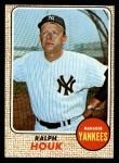 1968 Topps #47  Ralph Houk  Front Thumbnail