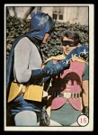1966 Topps Batman Color #15 CLR  Batman & Robin Front Thumbnail