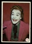 1966 Topps Batman Color #41 CLR  The Joker Front Thumbnail