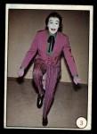 1966 Topps Batman Color #3 CLR  The Joker Front Thumbnail