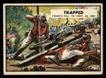 1962 Topps Civil War News #77   Trapped Front Thumbnail