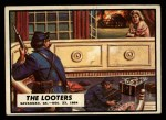 1962 Topps Civil War News #83   The Looters Front Thumbnail