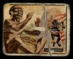 1950 Topps Bring Em Back Alive #47   Jungle Drums Front Thumbnail