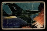 1951 Bowman Jets Rockets and Spacemen #38   Scorpion Front Thumbnail