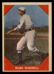 1960 Fleer #61  Rube Waddell  Front Thumbnail