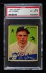 1934 Goudey #77  Joe Vosmik  Front Thumbnail