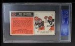 1965 Topps #128  Mike Taliaferro  Back Thumbnail