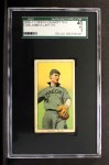 1909 T206 Brown Hindu  James Lafitte  Front Thumbnail