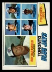 1977 Topps #113   -  Roy Hartsfield / Don Leppert / Bob Miller / Harry Warner / Jackie Moore Blue Jays Leaders Front Thumbnail