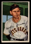 1952 Bowman #171  Mel Queen  Front Thumbnail