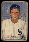 1952 Bowman #93  Paul Richards  Front Thumbnail