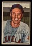 1952 Bowman #43  Bob Feller  Front Thumbnail