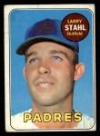 1969 Topps #271  Larry Stahl  Front Thumbnail