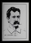 1950 Callahan Hall of Fame #57  Jim O'Rourke  Front Thumbnail