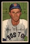 1952 Bowman #129  Gus Niarhos  Front Thumbnail