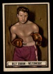 1951 Topps Ringside #74  Billy Graham  Front Thumbnail