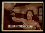 1951 Topps Ringside #32  Rocky Marciano  Front Thumbnail