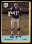 1967 Philadelphia #15  Bob Boyd  Front Thumbnail