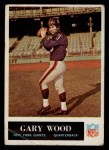 1965 Philadelphia #125  Gary Wood   Front Thumbnail