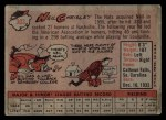 1958 Topps #303  Neil Chrisley  Back Thumbnail