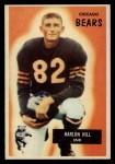 1955 Bowman #33  Harlon Hill  Front Thumbnail