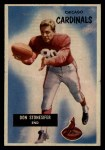 1955 Bowman #9  Don Stonesifer  Front Thumbnail