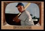 1955 Bowman #7  Gene Baker  Front Thumbnail