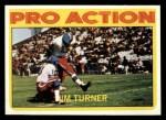 1972 Topps #344   -  Jim Turner Pro Action Front Thumbnail