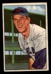 1952 Bowman #144  Joe Hatten  Front Thumbnail
