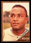 1962 Topps #354  Roman Mejias  Front Thumbnail