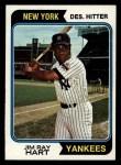 1974 Topps #159  Jim Ray Hart  Front Thumbnail