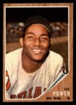 1962 Topps #445  Vic Power  Front Thumbnail