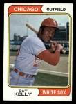 1974 Topps #46  Pat Kelly  Front Thumbnail