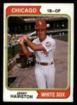 1974 Topps #96  Jerry Hairston  Front Thumbnail