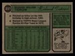 1974 Topps #231  Dick Tidrow  Back Thumbnail
