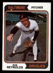 1974 Topps #259  Bob Reynolds  Front Thumbnail