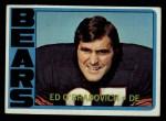 1972 Topps #197  Ed O'Bradovich  Front Thumbnail