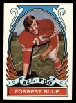 1972 Topps #269   -  Forrest Blue All-Pro Front Thumbnail