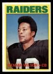 1972 Topps #303  Nemiah Wilson  Front Thumbnail