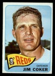 1965 O-Pee-Chee #192  Jim Coker  Front Thumbnail