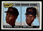 1965 O-Pee-Chee #16   -  Joe Morgan / Sonny Jackson Houston Rookies Front Thumbnail
