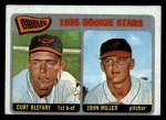 1965 O-Pee-Chee #49   -  Curt Blefary / John Miller Orioles Rookies Front Thumbnail