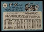 1965 O-Pee-Chee #63  Ty Cline  Back Thumbnail