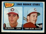 1965 O-Pee-Chee #243  Tommy Helms  Front Thumbnail
