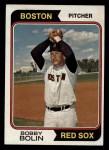 1974 Topps #427  Bobby Bolin  Front Thumbnail
