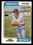 1974 Topps #431  Gene Garber  Front Thumbnail